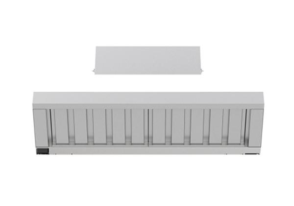 UNOX - elszívóernyő gőzkondenzátorral