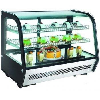 Cool - asztali hűtővitrin 160 lt